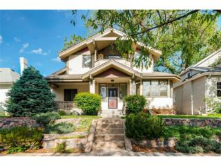 744 S Williams Street, Denver, CO 80209 (MLS #2098344) :: 8z Real Estate