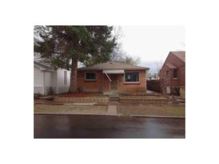 4555 W 33rd Avenue, Denver, CO 80212 (#2138407) :: Thrive Real Estate Group