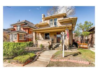 431 N Pennsylvania Street, Denver, CO 80203 (#2175055) :: Thrive Real Estate Group
