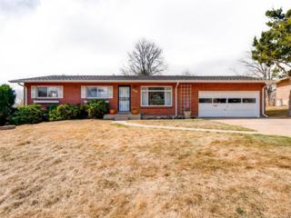 4103 W Eldorado Place, Denver, CO 80236 (MLS #2299606) :: 8z Real Estate