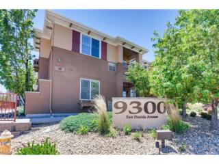 9300 E Florida Avenue #1005, Denver, CO 80247 (MLS #2379160) :: 8z Real Estate