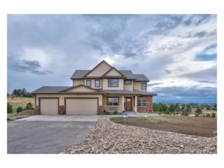 41145 Round Hill Circle, Parker, CO 80138 (MLS #2465048) :: 8z Real Estate