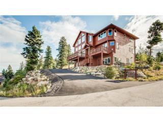 6921 Lynx Lair Road, Evergreen, CO 80439 (#2494630) :: The Peak Properties Group