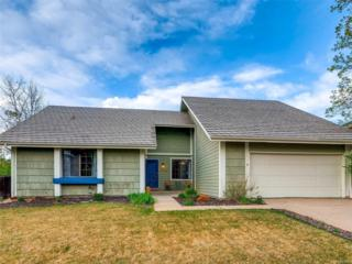 17731 E Crestline Place, Centennial, CO 80015 (#2516281) :: The Peak Properties Group