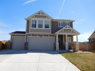 10520 Worchester Drive, Commerce City, CO 80022 (#2584521) :: The Peak Properties Group