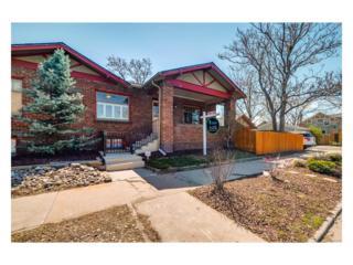 122 E Louisiana Avenue, Denver, CO 80210 (MLS #2712163) :: 8z Real Estate