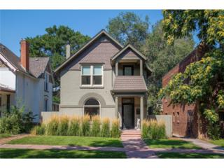 1159 Josephine Street, Denver, CO 80206 (#2715892) :: Thrive Real Estate Group
