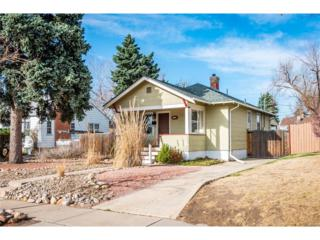 3177 Ames Street, Wheat Ridge, CO 80214 (#2719212) :: The Peak Properties Group
