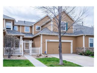 11826 W Stanford Place, Morrison, CO 80465 (MLS #2807158) :: 8z Real Estate