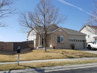 13832 E 104th Place, Commerce City, CO 80022 (#2840874) :: The Peak Properties Group