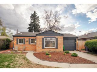 2151 Oneida Street, Denver, CO 80207 (#2843075) :: Thrive Real Estate Group