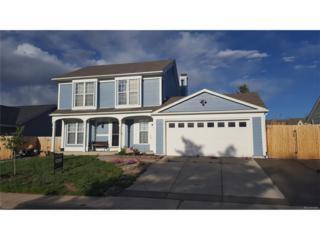 6024 S Perth Street, Centennial, CO 80015 (MLS #2868219) :: 8z Real Estate