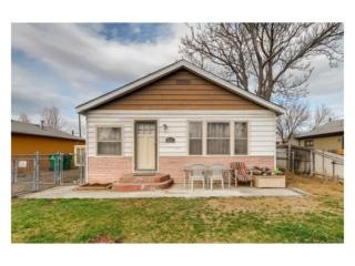 6951 Forest Street, Commerce City, CO 80022 (#2868357) :: The Peak Properties Group