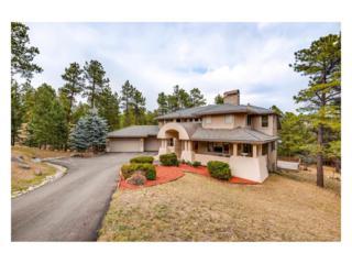 1724 Prima Lane, Evergreen, CO 80439 (#2887251) :: The Peak Properties Group