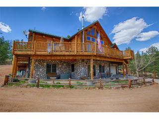 408 Hill Drive, Sedalia, CO 80135 (MLS #2956449) :: 8z Real Estate