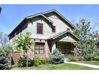 1465 S Vine Street, Denver, CO 80210 (MLS #3004342) :: 8z Real Estate