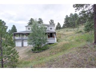 494 Thunder Road, Evergreen, CO 80439 (#3017019) :: The Peak Properties Group