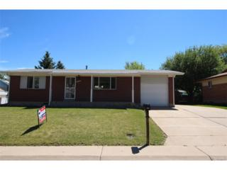 11928 Williams Way, Northglenn, CO 80233 (MLS #3023582) :: 8z Real Estate