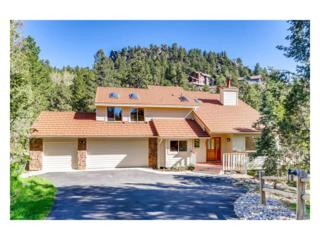 3884 Alpine Drive, Evergreen, CO 80439 (MLS #3025808) :: 8z Real Estate