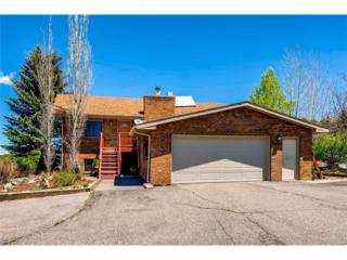 8222 Gray Fox Drive, Evergreen, CO 80439 (MLS #3109660) :: 8z Real Estate