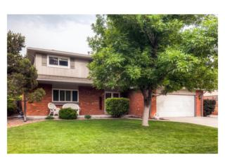 7392 S Downing Circle, Centennial, CO 80122 (#3139691) :: The Peak Properties Group