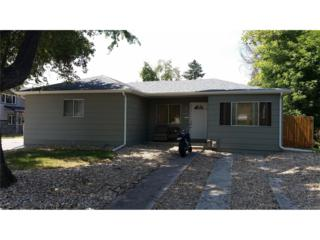 1695 S Saint Paul Street, Denver, CO 80210 (MLS #3165302) :: 8z Real Estate
