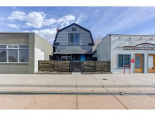 2852 Welton Street, Denver, CO 80205 (#3235652) :: The Peak Properties Group
