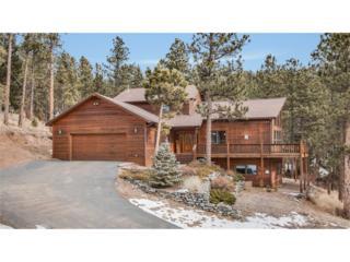 24847 Richmond Hill Road, Conifer, CO 80433 (MLS #3310062) :: 8z Real Estate