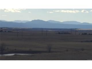 0 County Road 5, Elizabeth, CO 80107 (MLS #3335132) :: 8z Real Estate