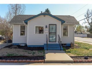 3998 S Pennsylvania Street, Englewood, CO 80113 (#3458115) :: The Peak Properties Group