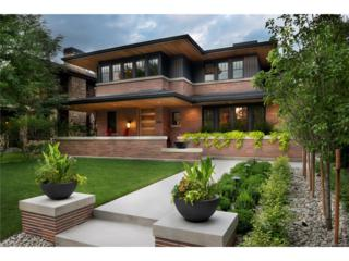 558 S Gaylord Street, Denver, CO 80209 (#3525544) :: Thrive Real Estate Group