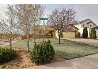 2422 Hawk Drive, Evans, CO 80620 (#3587104) :: The Peak Properties Group