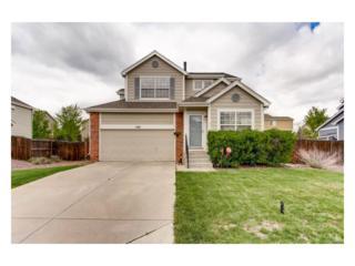 1195 N Tabor Drive, Castle Rock, CO 80104 (MLS #3669631) :: 8z Real Estate