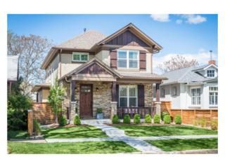 1329 S Sherman Street, Denver, CO 80210 (#3711337) :: Thrive Real Estate Group