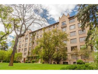 99 S Downing Street #608, Denver, CO 80209 (MLS #3716867) :: 8z Real Estate