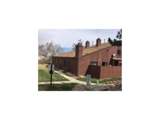 18254 W 58th Place #29, Golden, CO 80403 (MLS #3740844) :: 8z Real Estate