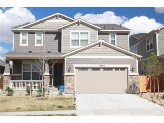 10356 Vienna Street, Parker, CO 80134 (MLS #3747281) :: 8z Real Estate
