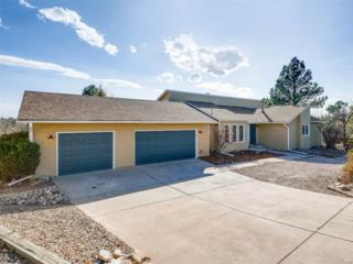8034 Lakeview Drive, Parker, CO 80134 (#3784264) :: The Peak Properties Group