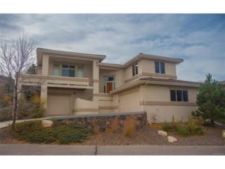 6389 Eagle Feather Trail, Littleton, CO 80125 (MLS #3815802) :: 8z Real Estate