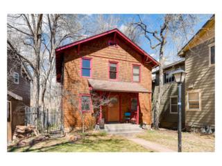 751 Marine Street, Boulder, CO 80302 (#3819495) :: The Peak Properties Group