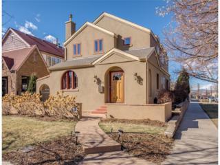 1101 S Clarkson Street, Denver, CO 80210 (#3835820) :: Thrive Real Estate Group