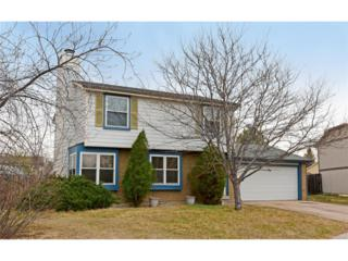 5802 S Miller Street, Littleton, CO 80127 (#3975323) :: The Peak Properties Group