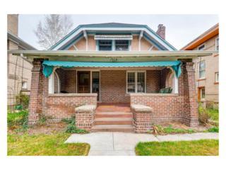 964 S Corona Street, Denver, CO 80209 (#3984173) :: Thrive Real Estate Group