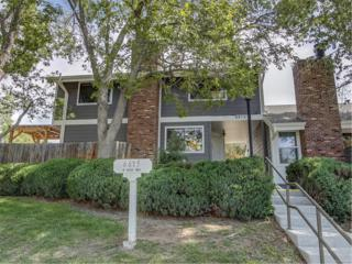 6615 W 84th Way #102, Arvada, CO 80003 (MLS #4014420) :: 8z Real Estate