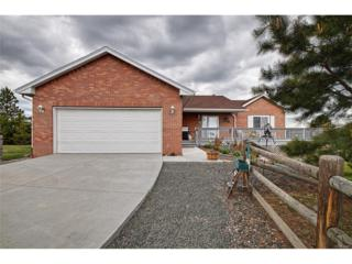 6217 Bow Meadows Drive, Elizabeth, CO 80107 (MLS #4085327) :: 8z Real Estate