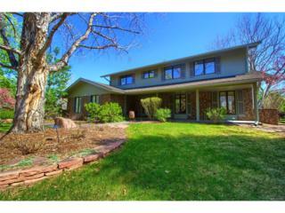 4 E Belleview Court, Greenwood Village, CO 80121 (MLS #4119913) :: 8z Real Estate