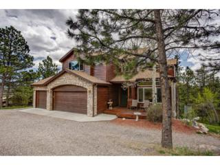 30750 Alice Drive, Evergreen, CO 80439 (MLS #4340024) :: 8z Real Estate