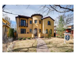 1155 S York Street, Denver, CO 80210 (#4538648) :: Thrive Real Estate Group