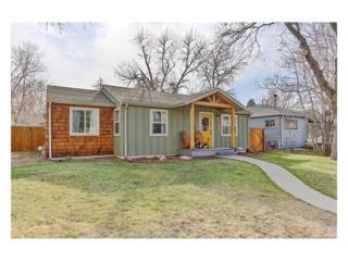 3064 S Corona Street, Englewood, CO 80113 (#4614112) :: The Peak Properties Group