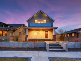 2283 Hudson Street, Denver, CO 80207 (#4642708) :: The Peak Properties Group